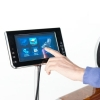 Fauteuil de massage avec écran