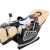 Sofá de massagem bege