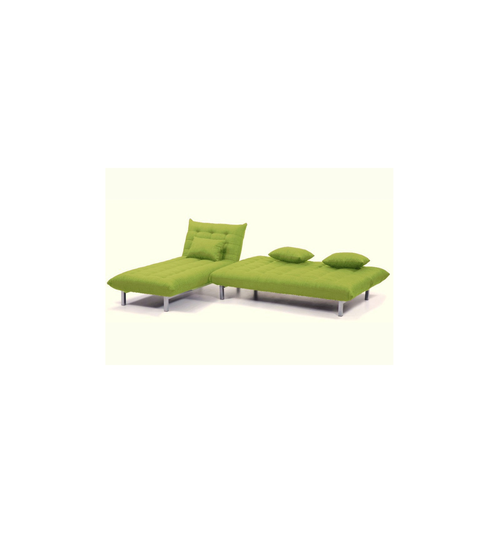 Canape lit chaise longue peninsula for Recherche chaise longue