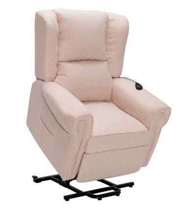 Fauteuil de salon avec fonction d elevation for Salon avec fauteuil