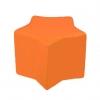 Pouf Enfant orange